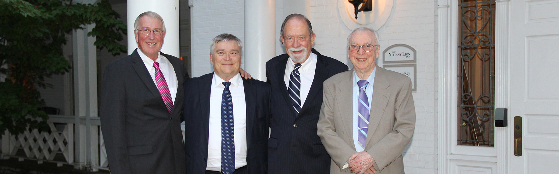 Four deans