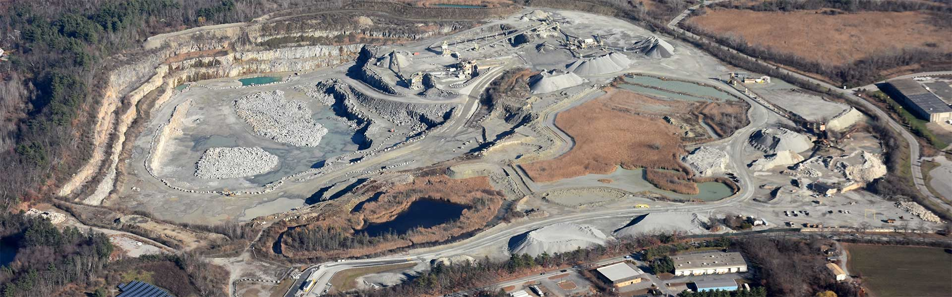 aggregate mining