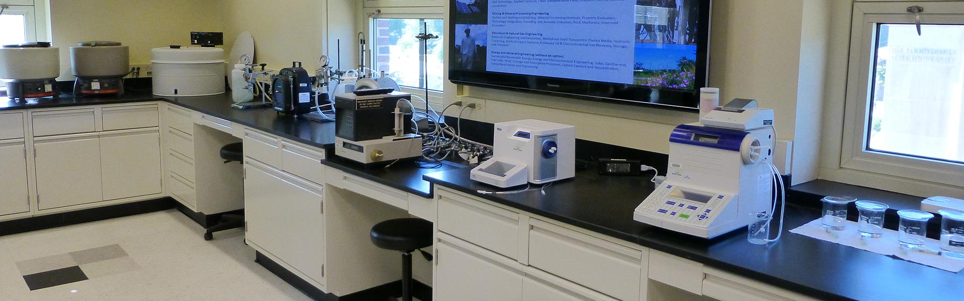 Baker Hughes Lab