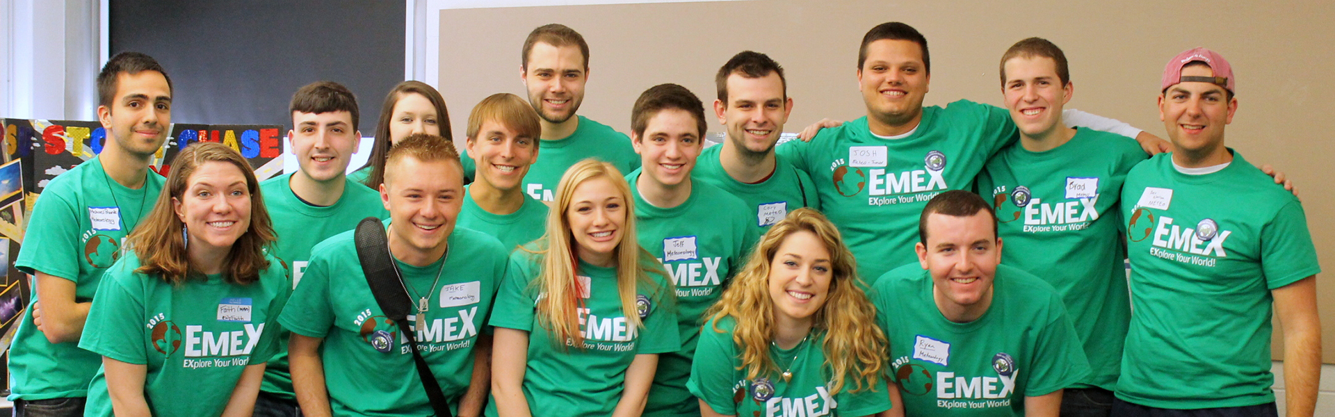 EMEX students