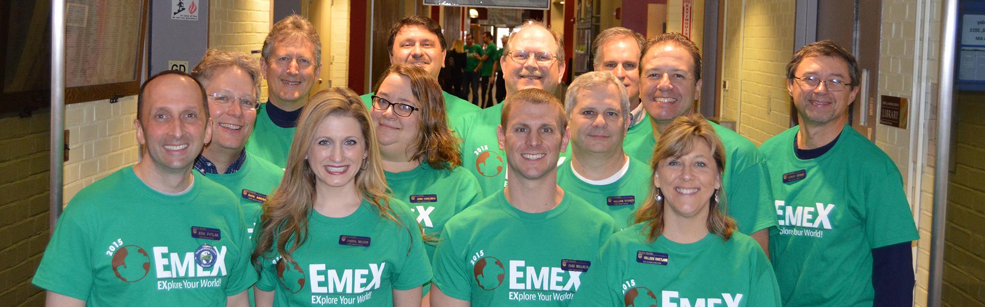GEMS at EMEX