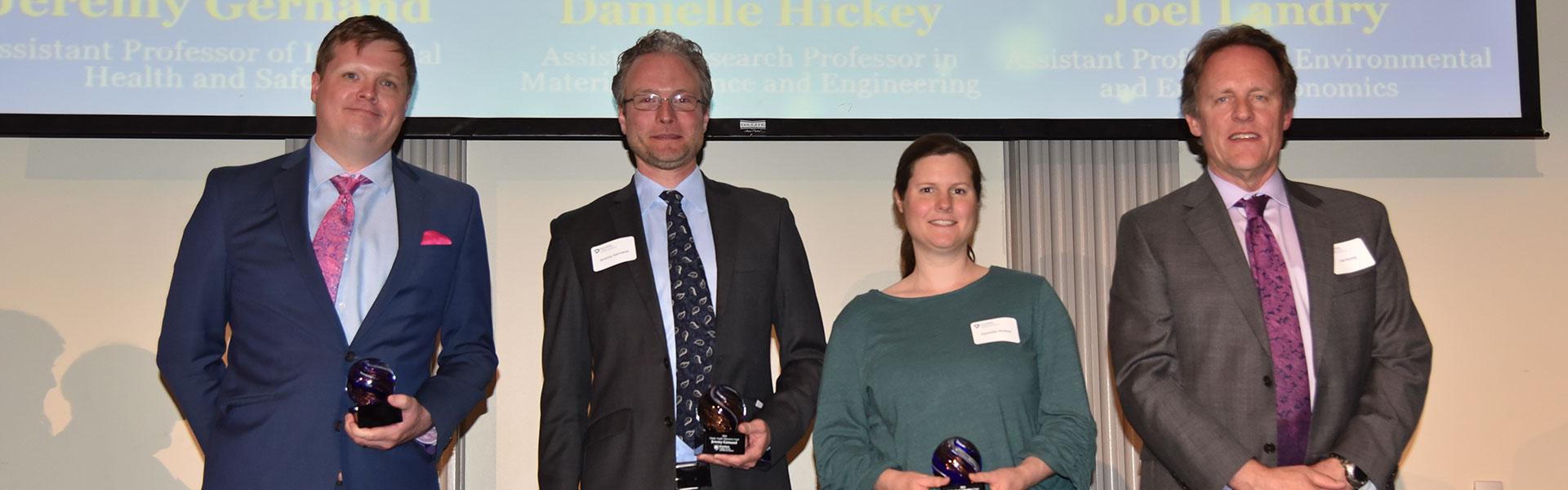 Glady Sndyer winners