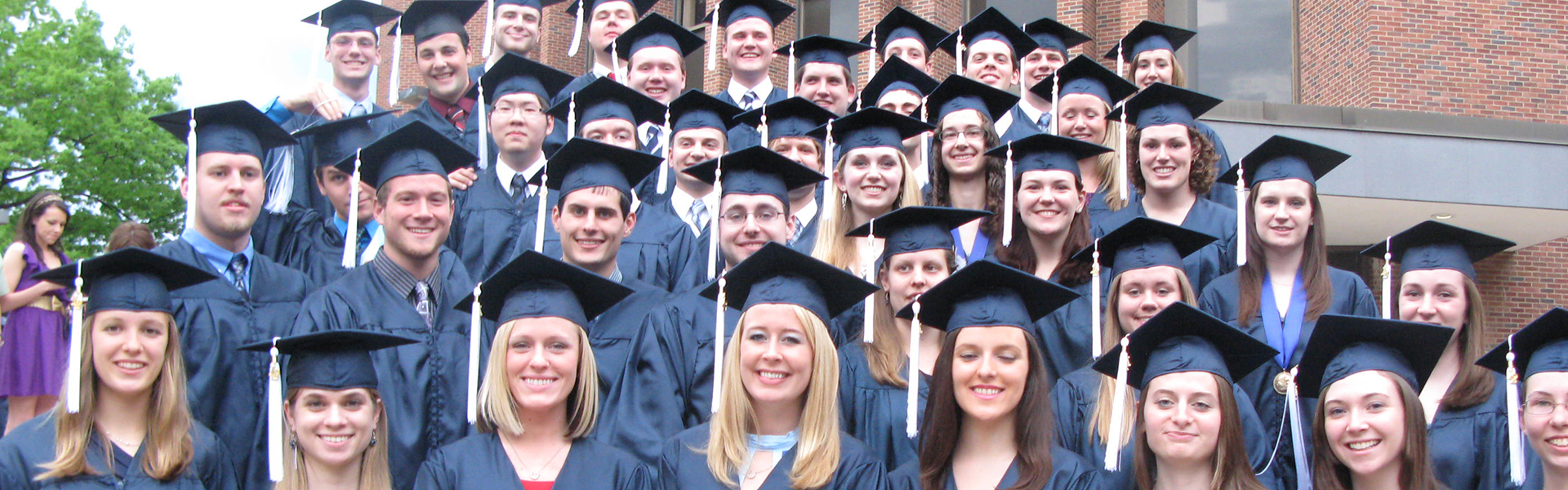 Meteorology graduates