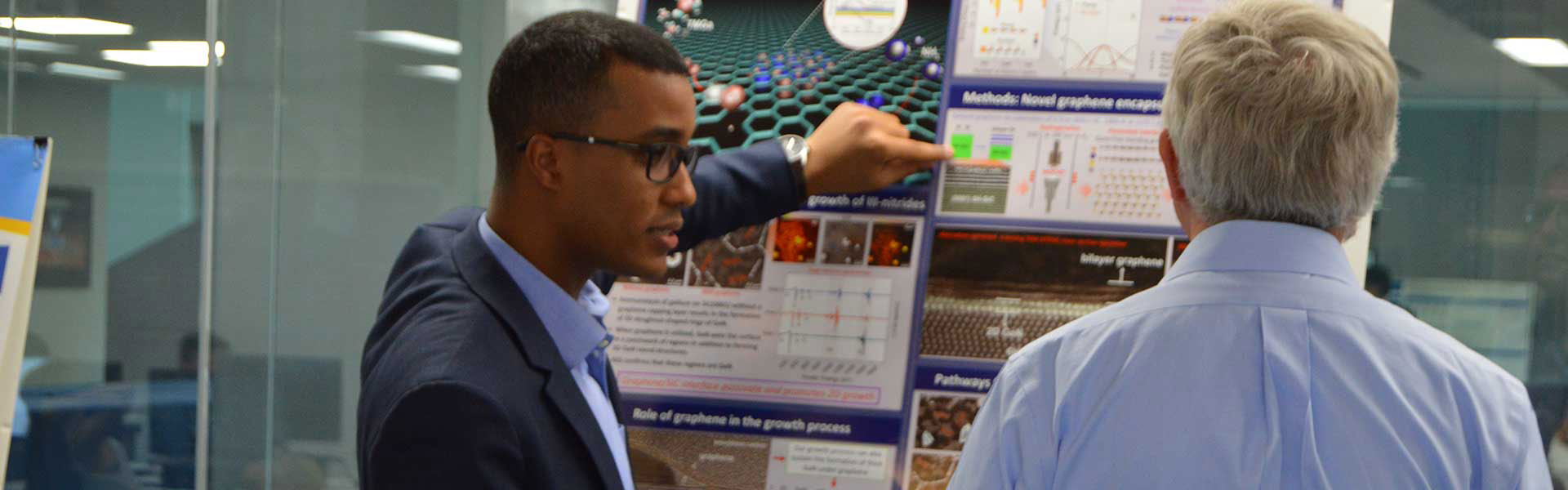 Graduate poster competition