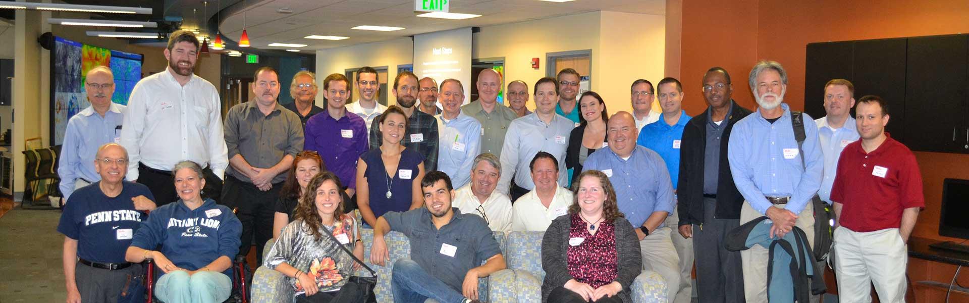 Weather Forecasting Alumni Reunion