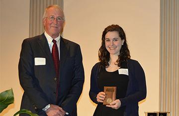 Dean Edward Steidle Memorial Scholar Award