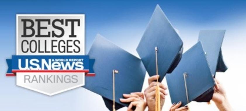 U.S. News & World Report rankings