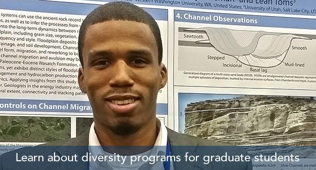 Graduate diversity programs