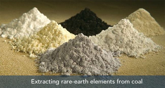 Rare-earth elements
