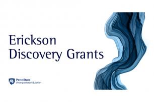 Erickson Discovery Grants