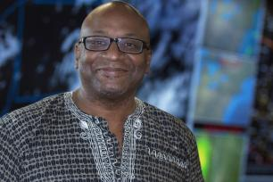 Gregory Jenkins, professor of meteorology and atmospheric science, geography, and African studies at Penn State