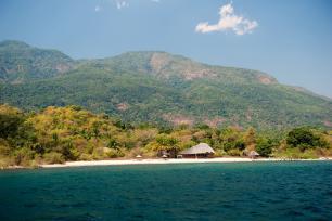 Lake Tanganyika, in eastern Africa