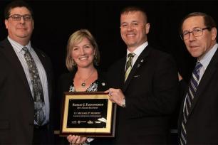 Michael P. Murphy Award winner