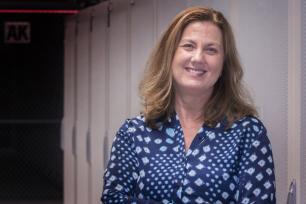 Jenni Evans, professor of meteorology and atmospheric science