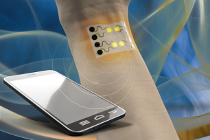 A wearable gas sensor can monitor environmental and medical conditions