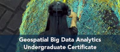 Geospatial Big Data Analytics