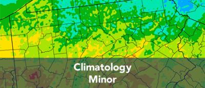 Climatology Minor