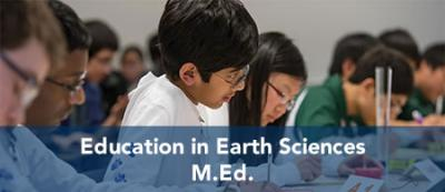 Earth sciences students