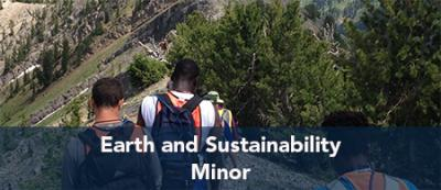 Earth and Sustainability Minor