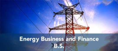 Energy Business and Finance - B.S.