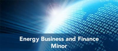 Energy Business and Finance - Minor