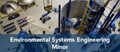 Environmental Systems Engineering - Minor