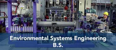 Environmental Systems Engineering - B.S.