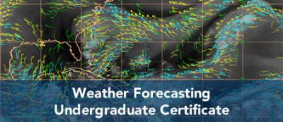 Weather Forecasting - Undergraduate Certificate