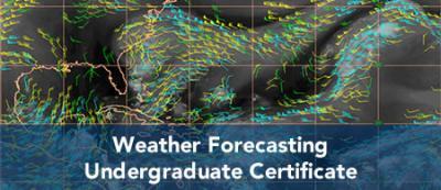 Weather Forecasting - Undergraduate Certificate