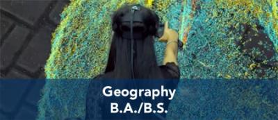 Geography - B.A. / B.S.