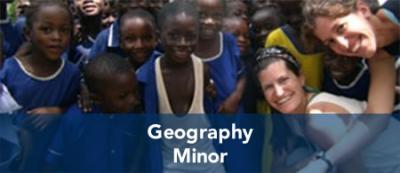 Geography - Minor