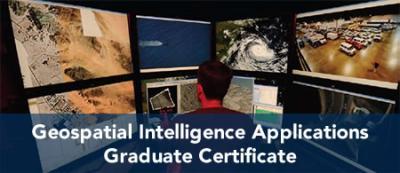 Geospatial Intelligence Applications - Graduate Certificate