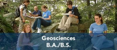 Geosciences - B.A. / B.S.