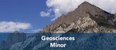 Geosciences - Minor