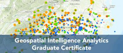 Geospatial Intelligence Analytics - Graduate Certificate