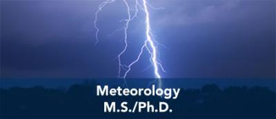 Meteorology - M.S./Ph.D.