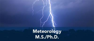 Meteorology - M.S./Ph.D.