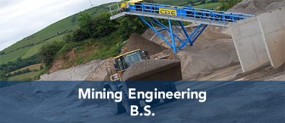 Mining Engineering - B.S.