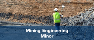 Mining Engineering Minor