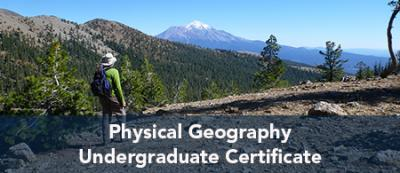 Physical Geography Undergraduate Certificate