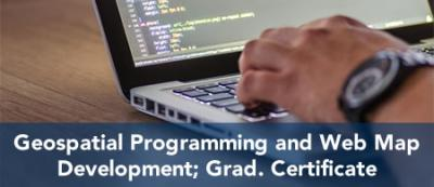 Geospatial Programming and Web Map Development