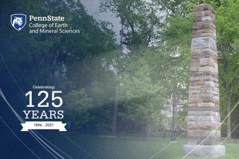 The College of Earth and Mineral Sciences names a prominent group of 134 alumni as 125th Anniversary Fellows.