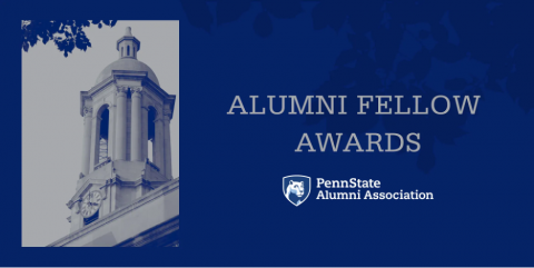 This year's Alumni Fellow class recognizes 22 outstanding Penn Staters