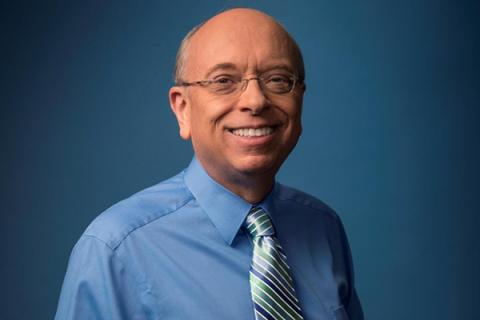 Penn State alumnus Greg Forbes, a severe weather expert for The Weather Channel, is a 2018 Alumni Fellow.