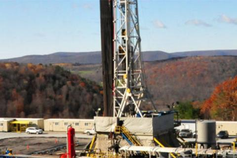 Marcellus Shale gas drilling