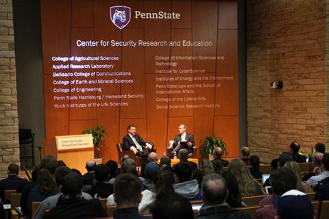 The Penn State Center for Security Research and Education spring 2020 grant program will support security-related scholarship