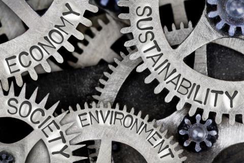 Jennifer Baka works to identify methods to foster synergies between environmental regulation and economic development.