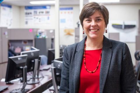 Mary Frecker, professor of mechanical and biomedical engineering at Penn State.
