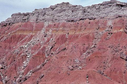 Outcrops in Pakistan