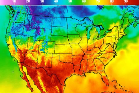 Artificial intelligence may be able to help weather forecasters focus their computational powers on complex weather patterns